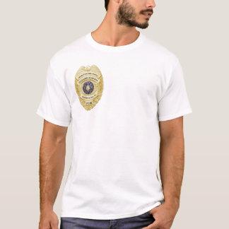 Skyddstillsyn- och Paroleakademiskjorta Tee Shirt