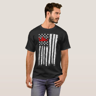 skydiving flaggaamerikan tee shirts