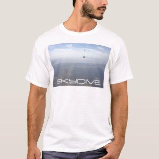 skydiving skydive fallskärmmoln t-shirts