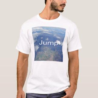 Skydiving t-skjorta tröja