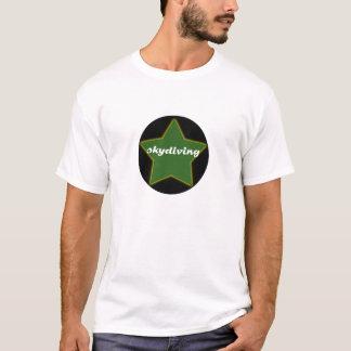Skydiving T-tröja Tee Shirt