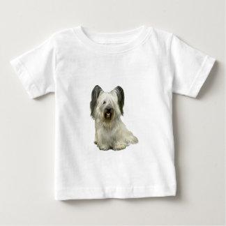 Skye Terrier (A) - tända Tee Shirt