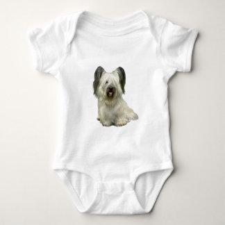 Skye Terrier (A) - tända Tee Shirts