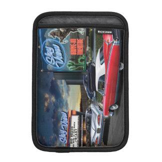 Skyview drev in iPad mini sleeve