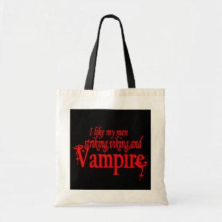 Slå Viking vampyr Budget Tygkasse
