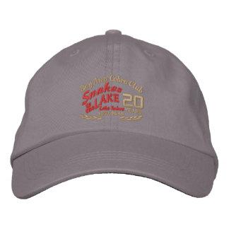 Sladd-passform för 2016 ormar hatt broderad keps