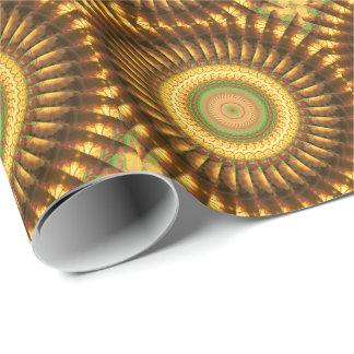 Slående in papper för Mandala 2 Presentpapper