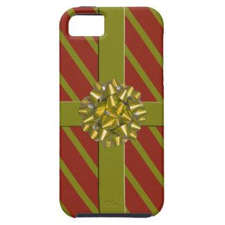 Slågen in gåva + Fodral för pilbågejuliPhone 5/5S iPhone 5 Cover