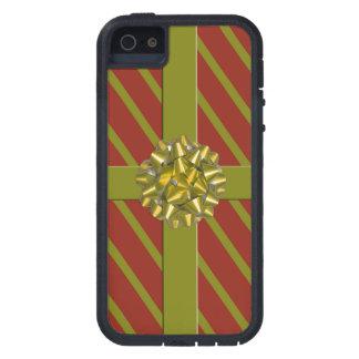Slågen in gåva + Fodral för pilbågejuliPhone 5/5S iPhone 5 Skydd