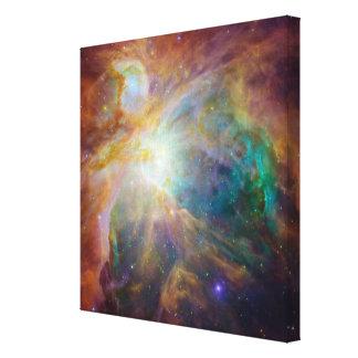 Slågna in kanfasen för Orion Nebula 3 den galleri Canvastryck