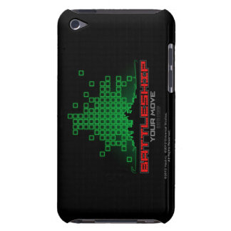 Slagskepp sjö- 4 iPod touch Case-Mate fodral