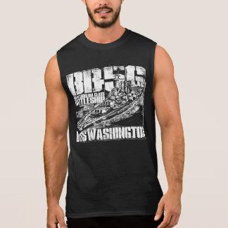 SlagskeppWashington Sleeveless skjorta Ärmlösa Tröjor