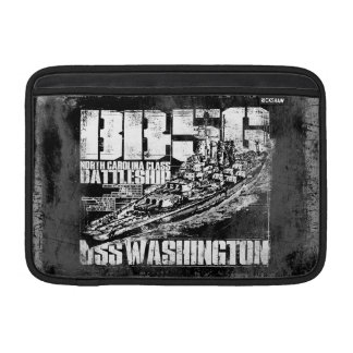 SlagskeppWashington sleever för MacBook luft MacBook Sleeve