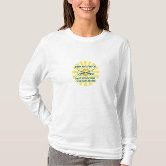 Slagsmål flår cancer t-shirts