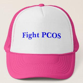 Slagsmål PCOS Truckerkeps