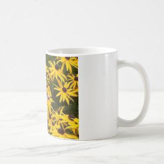 Slända och daisy kaffemugg