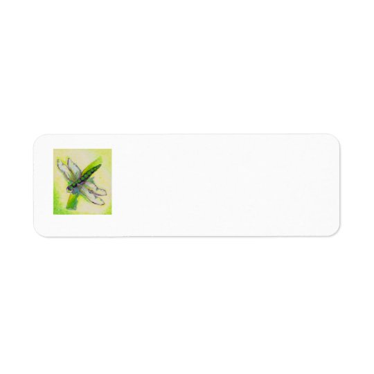 Sländaadressetiketter Returadress Etikett