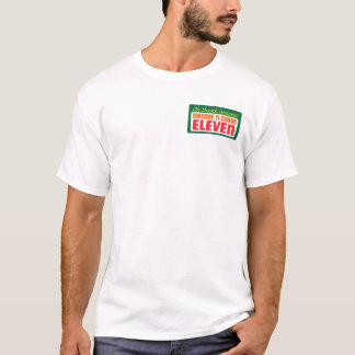Släng N buktar T-tröja #11 Tröja