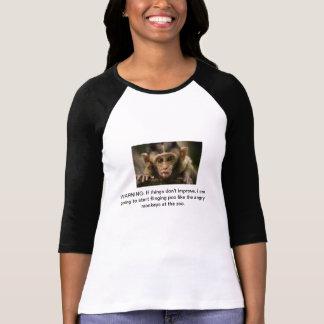 Slänga bajs tröjor