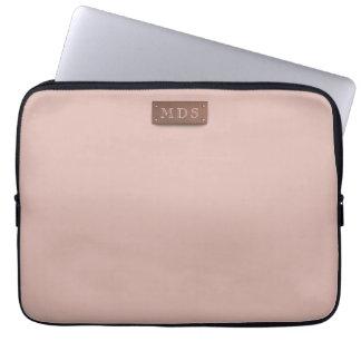 Slank Millennial rosa laptop sleeve