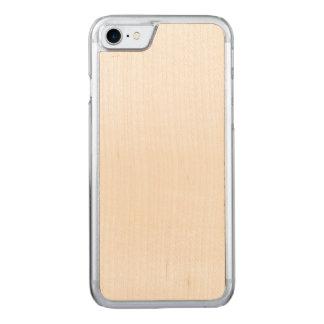 Slanka körsbärsröda snidit fodral för iPhone 7 Carved iPhone 7 Skal