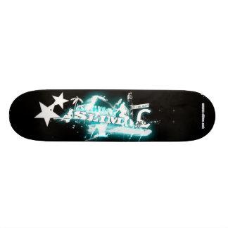 Slankt C Skateboard Bräda 20,5 Cm