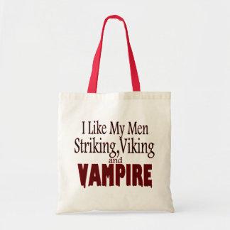 Slås Viking vampyrer Budget Tygkasse