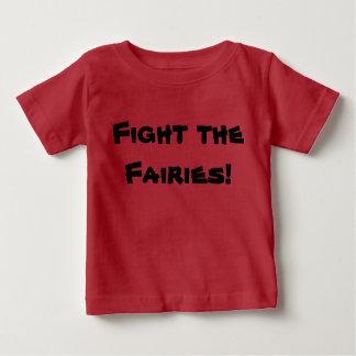 slåss älvor t-shirt