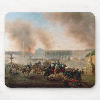Slåss i stället de la Concorde, 1871 Musmatta