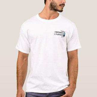 Slåss skjortan för 4 Fletch Tshirts