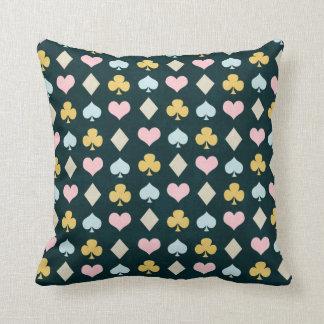Slät dekorativ kudde för royal