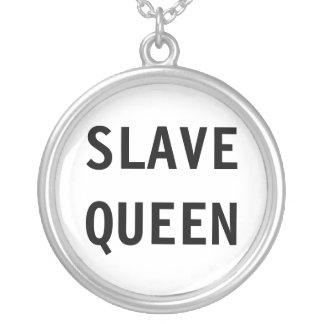 Slav- drottning för halsband