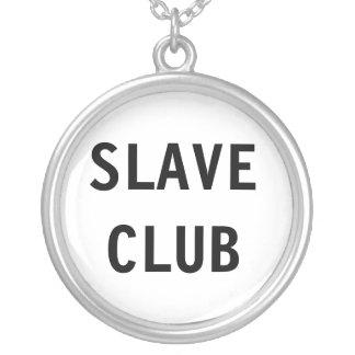 Slav- klubb för halsband
