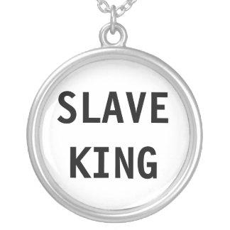 Slav- kung för halsband