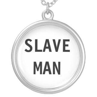 Slav- man för halsband