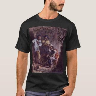 slav- revolt för nat turner t-shirt