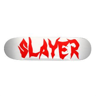 slayer skateboard bräda 20 cm