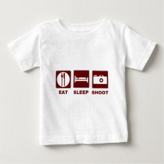 sleepBlankSHOOT 1eat Tshirts