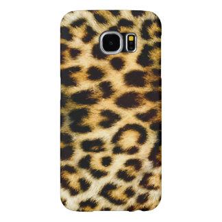 Sleeve för design för Leopard för Samsung galax S6 Samsung Galaxy S6 Fodral