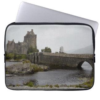 Sleeve för Eilean Donan slottSkottland dator
