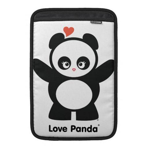 Sleeve för kärlekPanda® Macbook luft Sleeves För MacBook Air