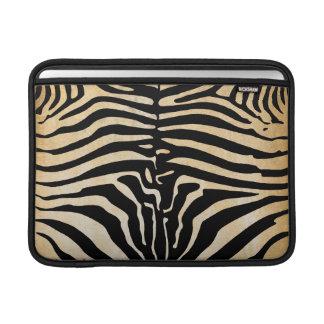 Sleeve för Mombassa zebra tryckMacBook luft, MacBook Air Sleeve