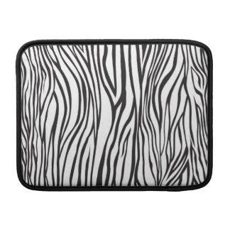 Sleeve för zebra tryckMac-bok Sleeve För MacBook Air