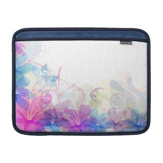Sleeve-MacBook för bärbar dator för Flowerful MacBook Air Sleeve