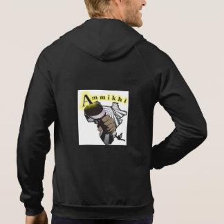 Sleeveless Ammikhi hoodie