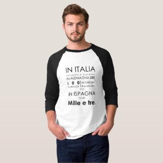 Sleever för svart för T-tröja för T-shirt