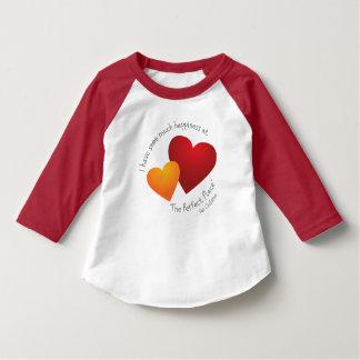 Sleeveskjorta för Raglan 3/4 - det perfekta T-shirts