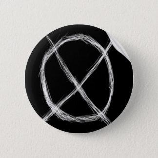 Slenderman knäppas standard knapp rund 5.7 cm