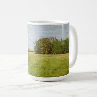Slingrig väg till och med Cornfields Kaffemugg