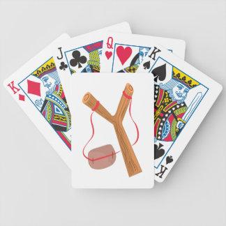 Slingshot Spelkort